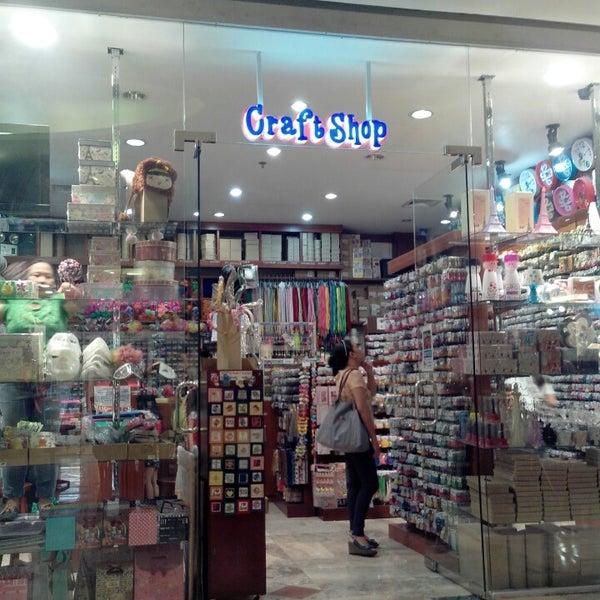 Photos At Craft Shop Arts Crafts Store
