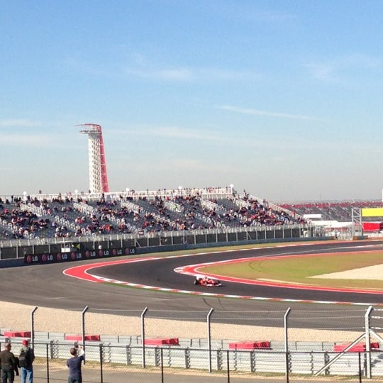 11/17/2012 tarihinde John K.ziyaretçi tarafından Circuit of The Americas'de çekilen fotoğraf