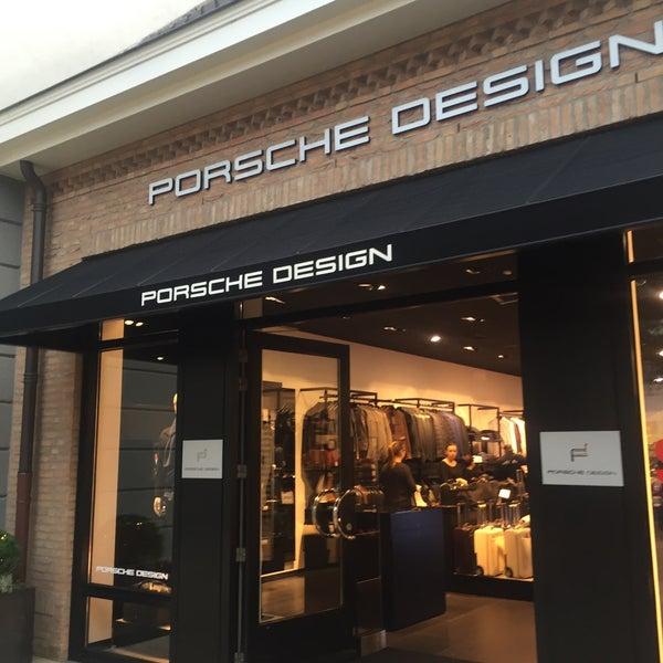 Porsche design outlet roermond stadsweide 387 for Design outlet