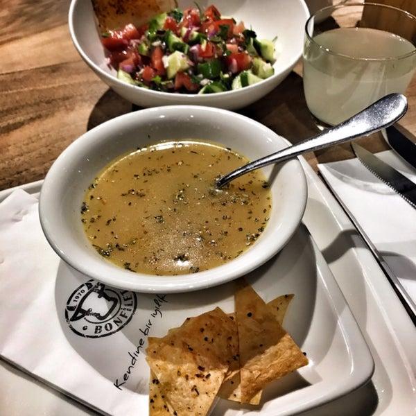 4/16/2019 tarihinde Seda Ş.ziyaretçi tarafından Bonfilet Steak House & Kasap'de çekilen fotoğraf