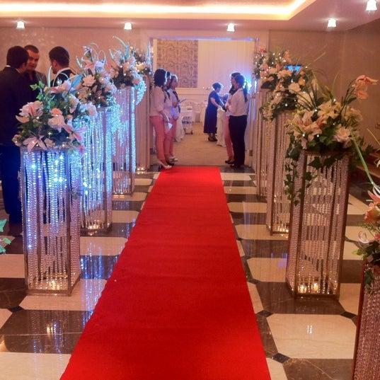 Das Foto wurde bei Grand Hotel Gaziantep von BYMEHMET am 12/15/2012 aufgenommen