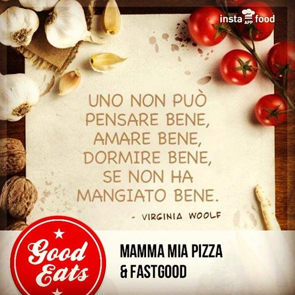 Foto tirada no(a) Mamma Mia Pizza & FastGood por Mamma Mia F. em 9/19/2013