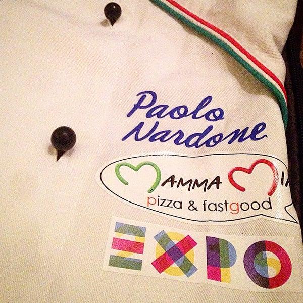 Foto tirada no(a) Mamma Mia Pizza & FastGood por Mamma Mia F. em 6/11/2015