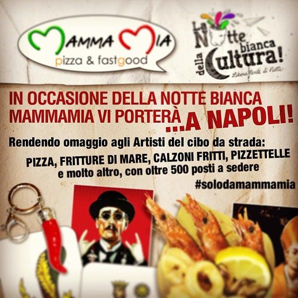 Foto tirada no(a) Mamma Mia Pizza & FastGood por Mamma Mia F. em 8/27/2013
