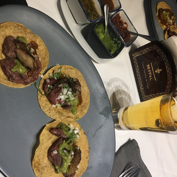 Foto diambil di Testal - Cocina Mexicana de Origen oleh Nursen S. pada 11/17/2019