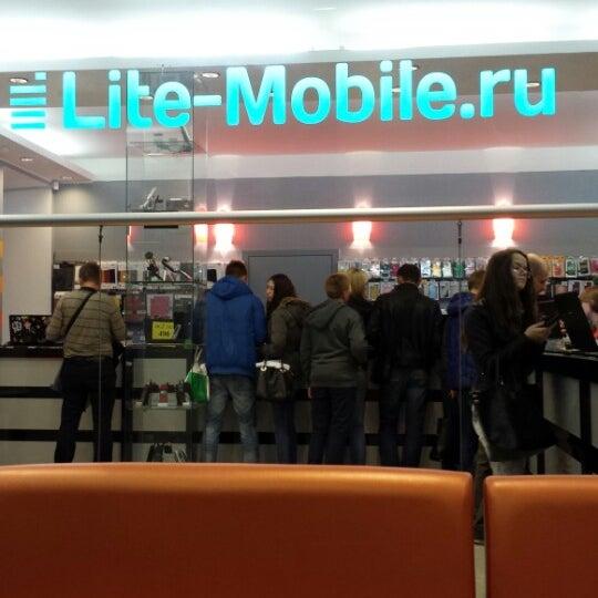 Снимок сделан в Lite-Mobile пользователем Сергей Д. 10/6/2013
