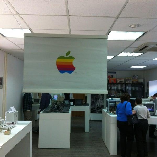 2/17/2013에 Popov A.님이 Moscow Apple Museum에서 찍은 사진