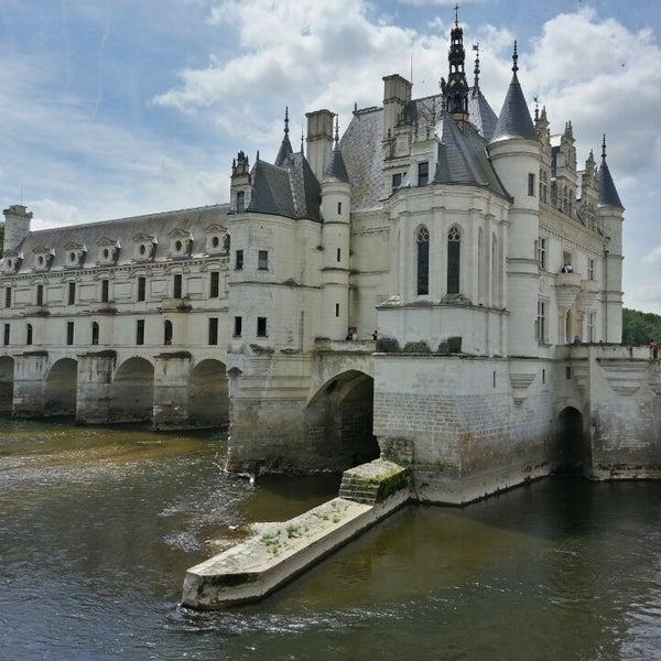 7/1/2013에 Eldar G.님이 Château de Chenonceau에서 찍은 사진