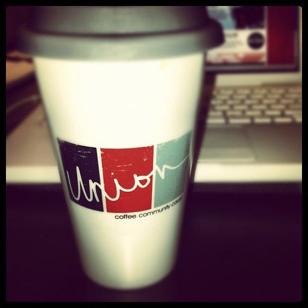 12/6/2012にJordan O.がUnionで撮った写真