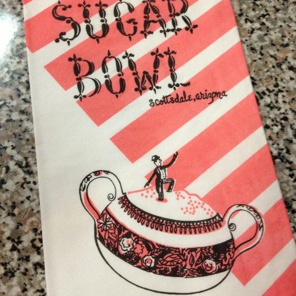 Снимок сделан в Sugar Bowl Ice Cream Parlor Restaurant пользователем Albina P. 2/2/2013