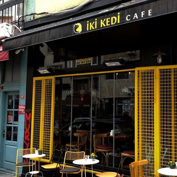 Photos At Iki Kedi Cafe Caferağa Dresat Işık Cad No 9b