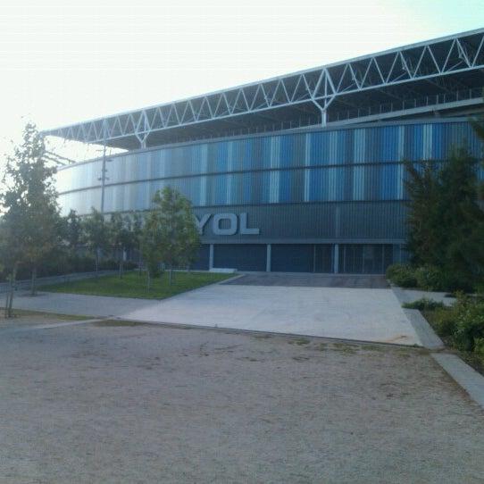 Foto diambil di RCDE Stadium oleh Antonio G. pada 10/15/2012