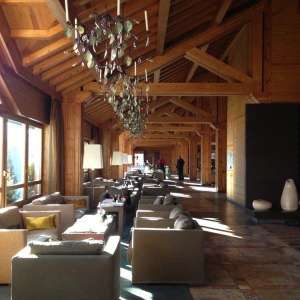 รูปภาพถ่ายที่ Sport Hotel Hermitage & Spa โดย Sara เมื่อ 3/20/2013