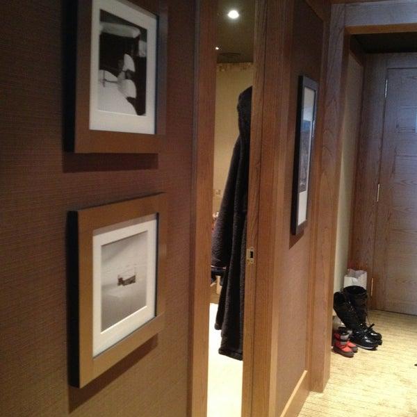รูปภาพถ่ายที่ Sport Hotel Hermitage & Spa โดย Sara เมื่อ 3/19/2013