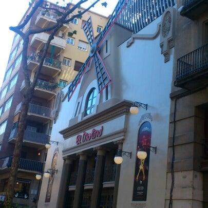 Foto tomada en El Molino por Lidia A. el 10/28/2012