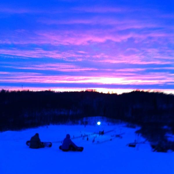 1/27/2013 tarihinde Алинаziyaretçi tarafından Охта Парк'de çekilen fotoğraf
