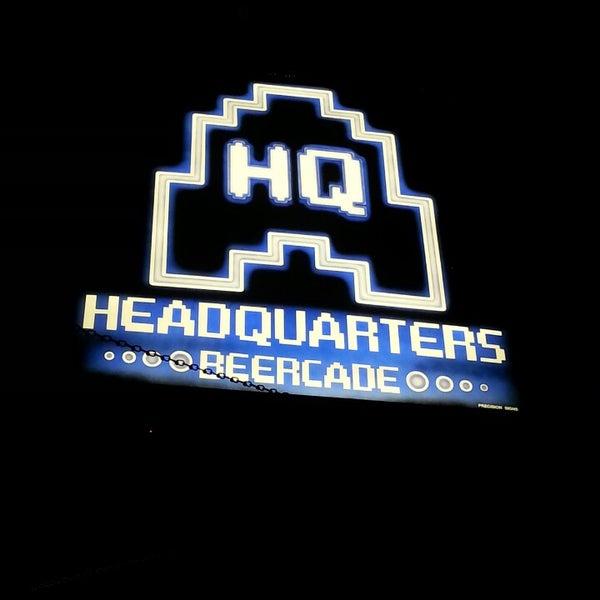 Снимок сделан в Headquarters Beercade пользователем Daisy 6/22/2013