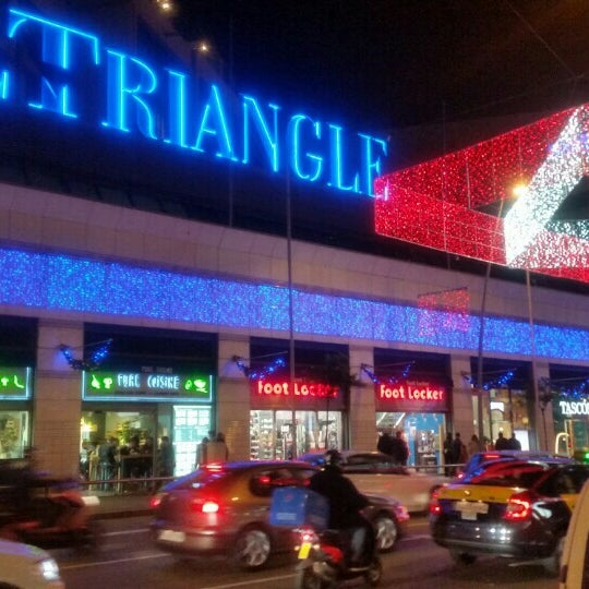 Photo prise au C.C. El Triangle par Mercedes C. le11/28/2015