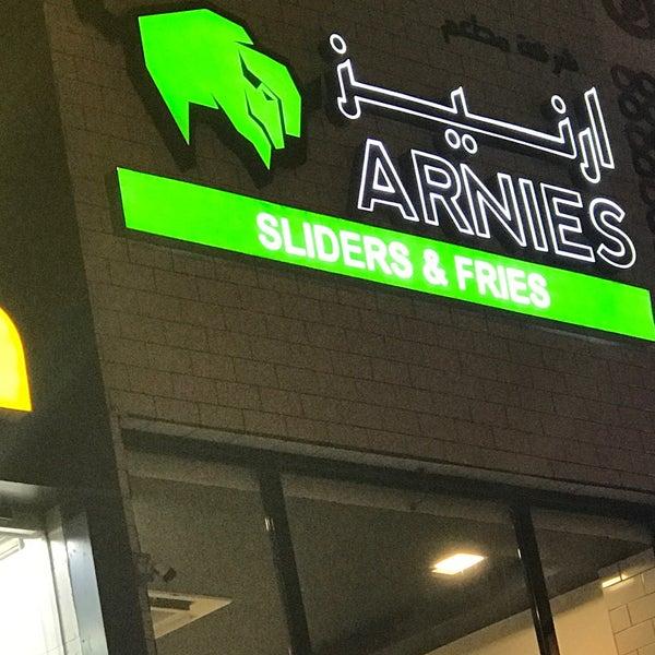 Image result for arnies sliders restaurant