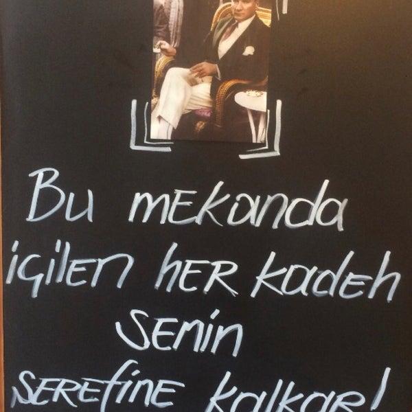 Das Foto wurde bei La Vie Sığacık von Betül T. am 5/16/2017 aufgenommen