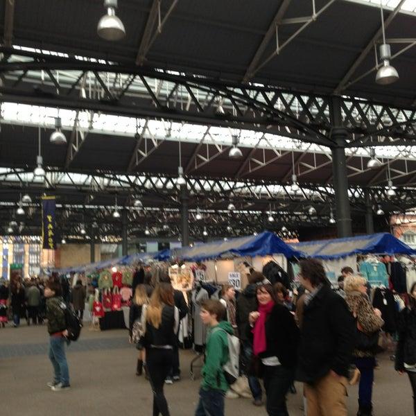 Foto tomada en Old Spitalfields Market por Alan B. el 2/17/2013