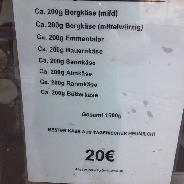 käserei oberstdorf