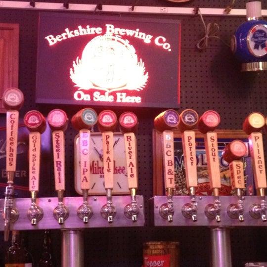 Photo prise au Berkshire Brewing Company par Tim R. le8/4/2012