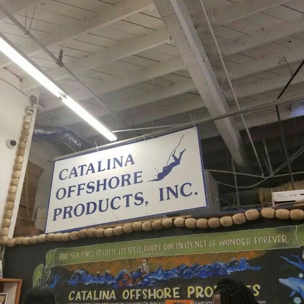 Foto diambil di Catalina Offshore Products oleh Sydney W. pada 7/2/2016