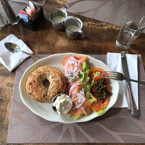 Best lox and bagel ❤️