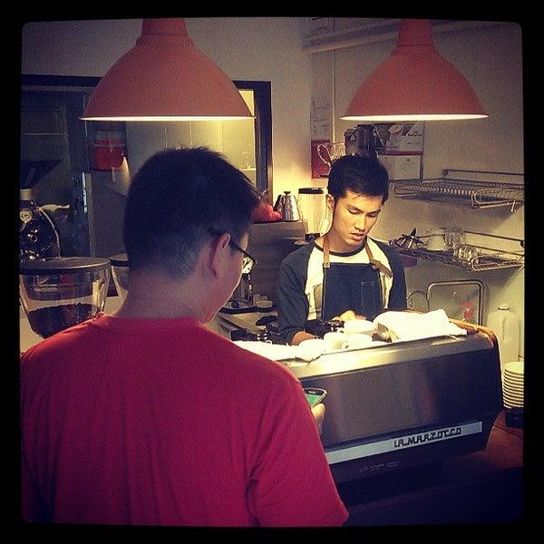 5/22/2013にPaul S.がNylon Coffee Roastersで撮った写真