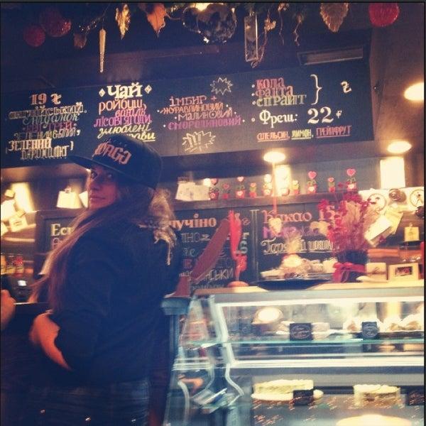 Photo prise au Cup&Cake / Кап&Кейк par Julia le2/17/2013