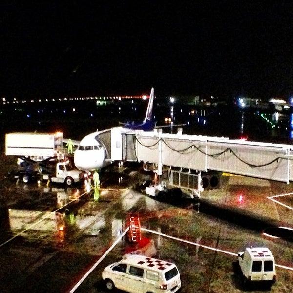 Foto tirada no(a) Aeropuerto Internacional Comodoro Arturo Merino Benítez (SCL) por Ivo V. em 5/27/2013
