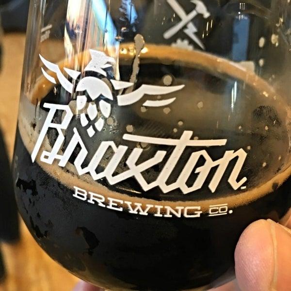 Photo prise au Braxton Brewing Company par Chris T. le12/5/2015