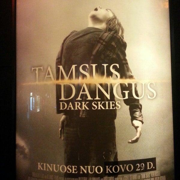 Foto scattata a Forum Cinemas Akropolis da Evelina D. il 3/23/2013