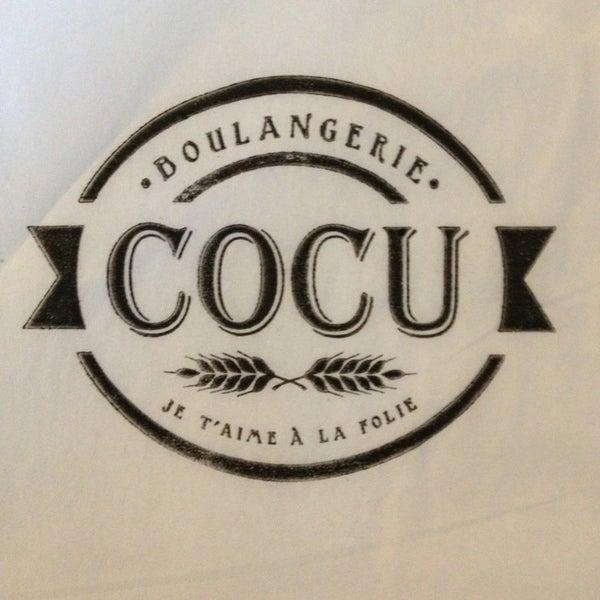 Foto diambil di Boulangerie Cocu oleh Cel M. pada 7/9/2013