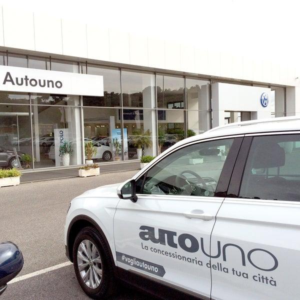 Photos At Autouno Volkswagen Napoli Auto Dealership In Naples