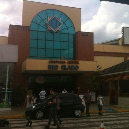 Foto diambil di Shopping Rio Claro oleh Maclaren P. pada 10/21/2012