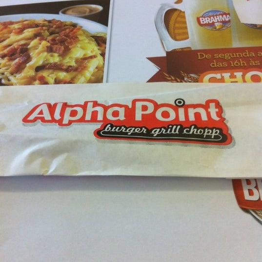 Foto tirada no(a) Alpha Point por Daniel A. em 9/28/2012