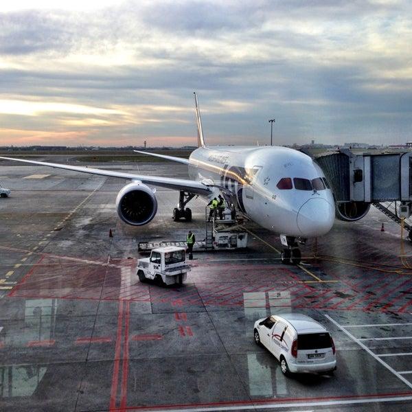 1/1/2013에 Eagle님이 바르샤바 쇼팽 공항 (WAW)에서 찍은 사진