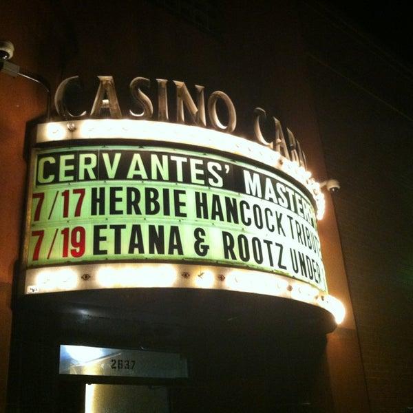 Das Foto wurde bei Cervantes' Masterpiece Ballroom & Cervantes' Other Side von Danielle C. am 7/18/2013 aufgenommen