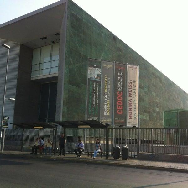 Foto diambil di Museo de la Memoria y los Derechos Humanos oleh Gonzalo D. pada 1/15/2013