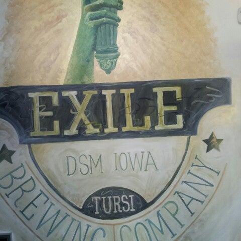 Das Foto wurde bei Exile Brewing Co. von Joseph L. am 6/2/2013 aufgenommen