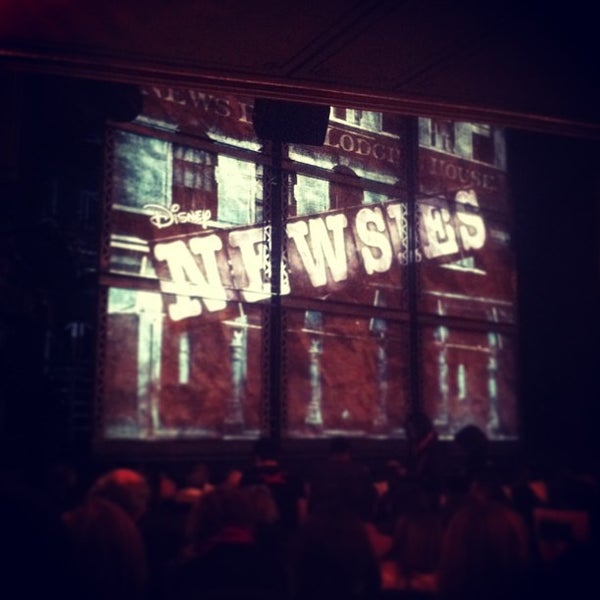 3/3/2013にDan Z.がNederlander Theatreで撮った写真