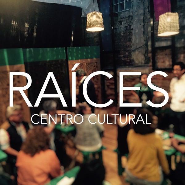 7/22/2017 tarihinde Xacks P.ziyaretçi tarafından Raíces. Centro Cultural'de çekilen fotoğraf