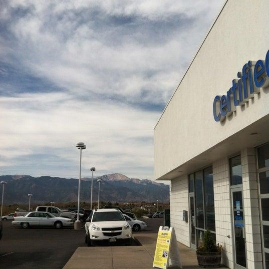 Al Serra South >> Al Serra Chevrolet South Southeast Colorado Springs 230 N