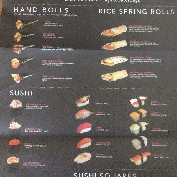 Photo taken at Sushi Counter by Linda H. on 10/27/2018
