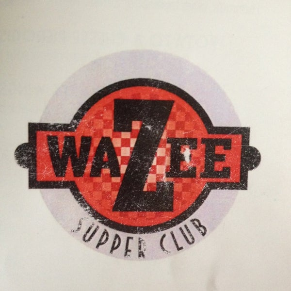 Foto tirada no(a) Wazee Supper Club por Andrea C. em 7/11/2013
