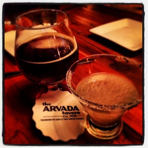 12/8/2013にAndrea C.がThe Arvada Tavernで撮った写真
