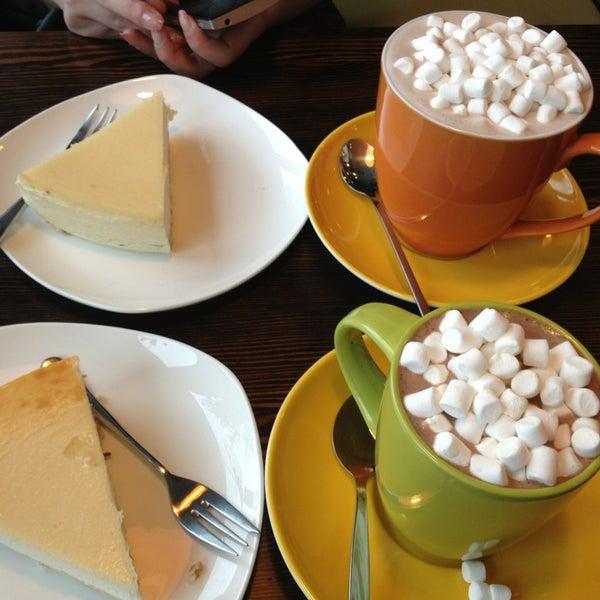 Photo prise au Cup&Cake / Кап&Кейк par Yana R. le2/1/2013