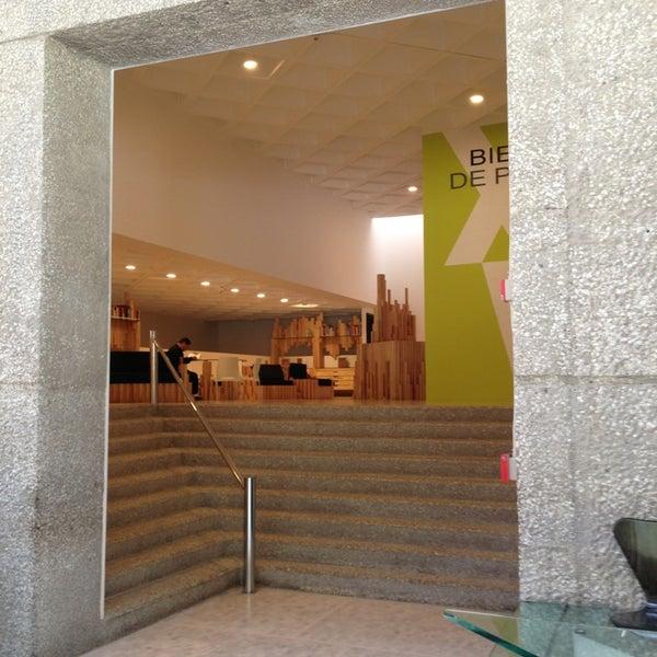 1/13/2013 tarihinde Rodrigo G.ziyaretçi tarafından Museo Tamayo'de çekilen fotoğraf
